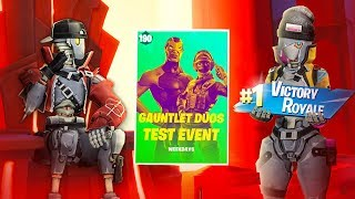 WE'RE CRUSHING IT! DUOS GAUNTLET EVENT!