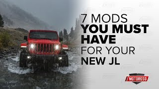 7 Must Have Mods For The New Jeep Wrangler (JL) - Lift Kit, Shocks, Sway Bar Disconnects, Skid-Plate