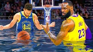 20 WEIRDEST NBA MOMENTS OF ALL TIME..