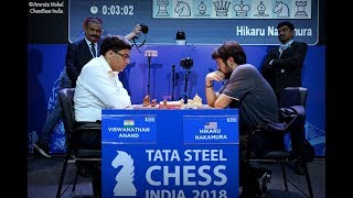 Behind the scenes story of how Vishy Anand won Tata Steel Chess India Blitz 2018
