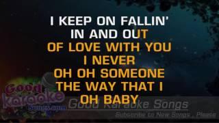 Fallin' -  Alicia Keys ( Karaoke Lyrics )