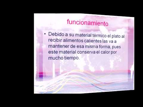 Video Tutorial Plato Térmico