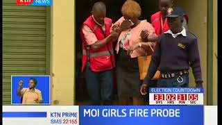 Main suspect behind the Moi Girls fire charged with murder