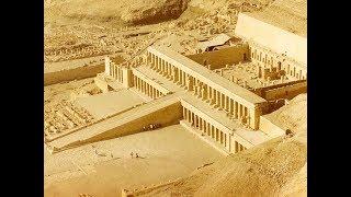 Храм царицы Хатшепсут. Храм в Луксоре - Хатшепсут