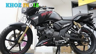 NEW APACHE RTR 180 RACE EDITION PRICE FEATURES FINANCE
