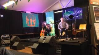 Gillian Murray &Connor Hoy - Live at Fleurieu Folk Festival