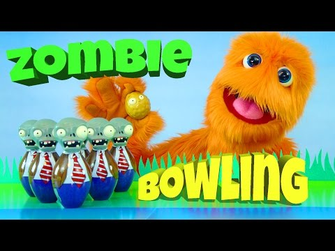 Plants vs Zombies SURPRISE Toys Review funny animated Battle Slime for kids toys cartoon compilation