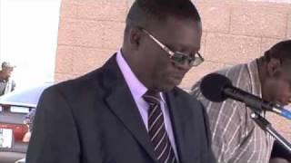 Launch of Living water in Ndola Zambia