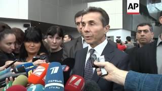 Ivanishvili endorsed as Georgia's prime minister