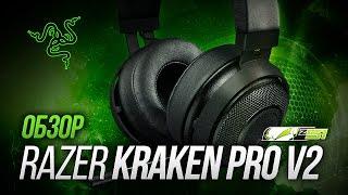 Razer Kraken Pro V2 - одна из лучших игровых гарнитур до 100$