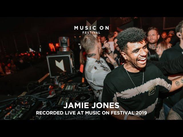 JAMIE JONES at Music On Festival 2019