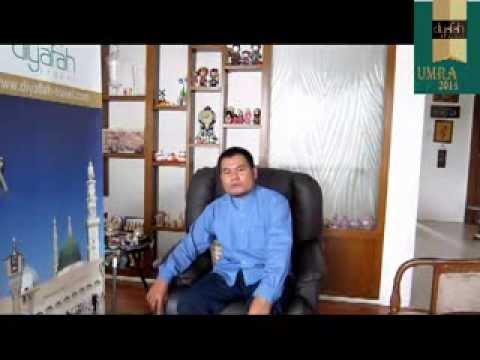 Video undangan pengajian contoh