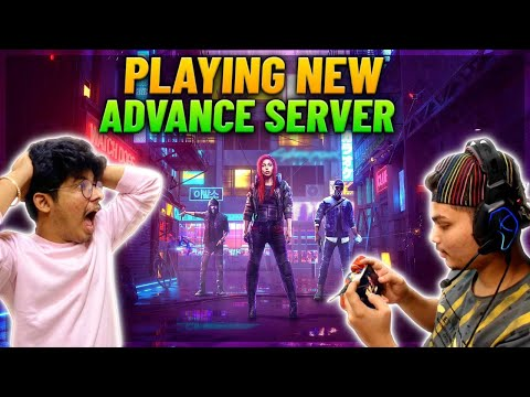 Garena Free Fire - New Advanced Server Live    Upcoming All New Updates 😱- Garena Free Fire