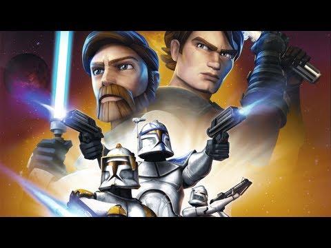Star Wars The Clone Wars Republic Heroes Intro [German]
