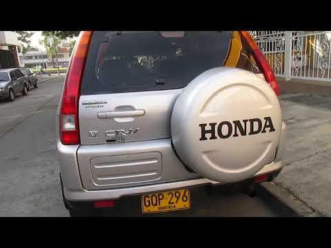 Honda CRV 2004 -