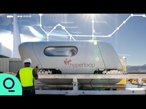 The Hyperloop May Disrupt More Than Just Travel