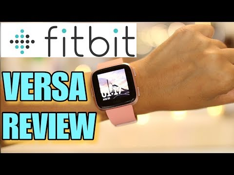 Fitbit Versa Review |  WHAT YOU NEED TO KNOW! Versa Fitness Tracker & Smartwatch