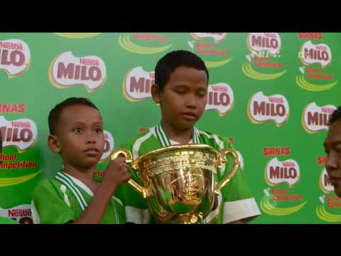 Sirkuit Nasional Milo School Competition 2016 di Banjarmasin
