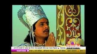 Haryanvi Mahabharat Arjun pe Rajesh Panchal ki Awaz on a1 Tehlka news channel
