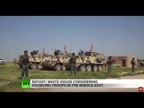 WH considers more boots on ground in Middle East – report