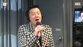 [SBS]최화정의파워타임,비가 와요,이현우 라이브