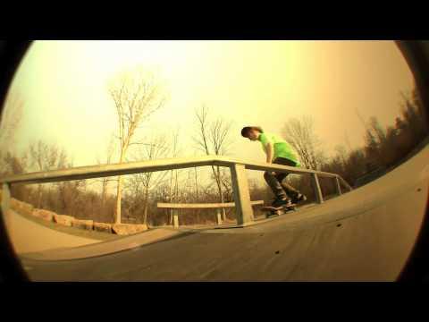 Chris Kern Hudson Skatepark Edit.