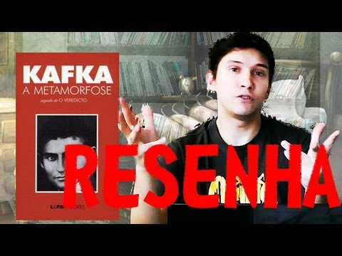 A METAMORFOSE de Franz Kafka | RESENHA