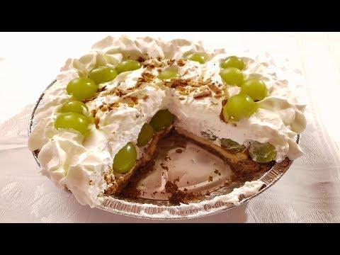 Prueba Este Delicioso Pie-Pay De Uvas