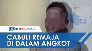 Kabur dari Rumah, Remaja di Padang Dicabuli di Dalam Angkot oleh Sopir yang Mengaku Hendak Menolong