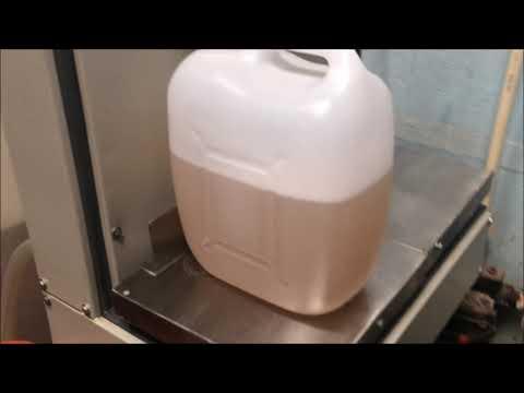 Plastic Container Filling Machine