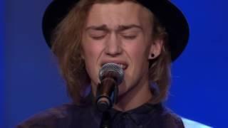 James Arthur - New Tattoo - Simon Nicelund - (TALANG SVERIGE)