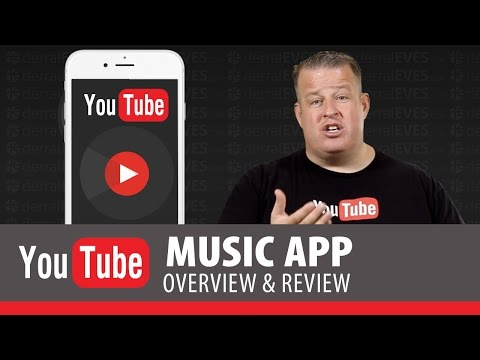 New YouTube Music App Walkthrough and Review