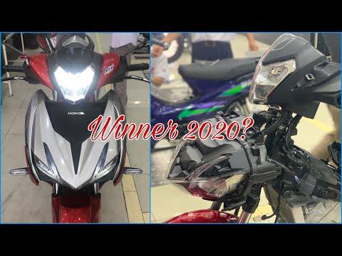Honda Winner V1 lên Winner X được không? giá ra sao | MKT
