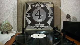2 Brothers on the 4th Floor - Can´t Help Myself (Extended Radio Mix) *Vinyl* 1990.