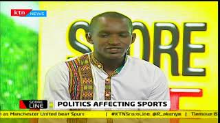 Scoreline: Politics affecting sports