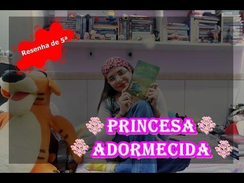 Resenha de 5ª | Princesa Adormecida | Paula Pimenta