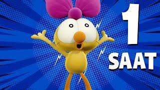 LİMON İLE ZEYTİN: 10 Bölüm Bir Arada - Çok Komik Çizgi Filmler | Çocuk Çizgi Filmleri