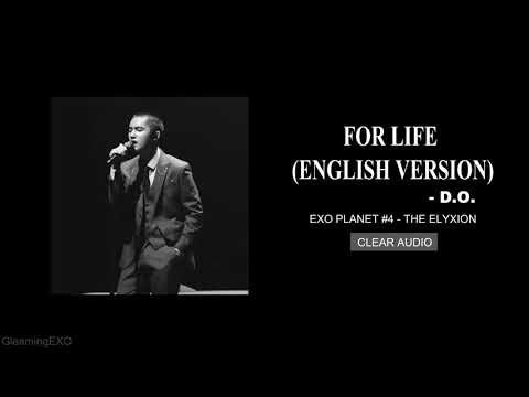 D.O. SOLO - FOR LIFE ENGLISH VERSION (CLEAR AUDIO)