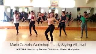 Marie Cazorla Workshop - Lady Styling All Level