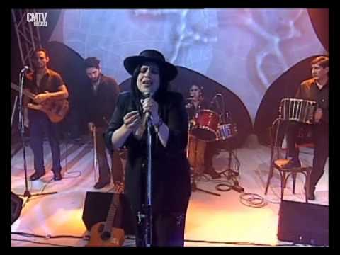 Tamara Castro video Cenizas - Escenario Alternativo 2006