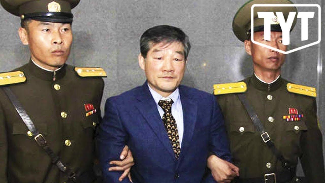 North Korea Releases Detainees Ahead Of Trump Talks thumbnail
