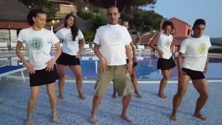 Cecile - AfroFunky (video dance tutorial)