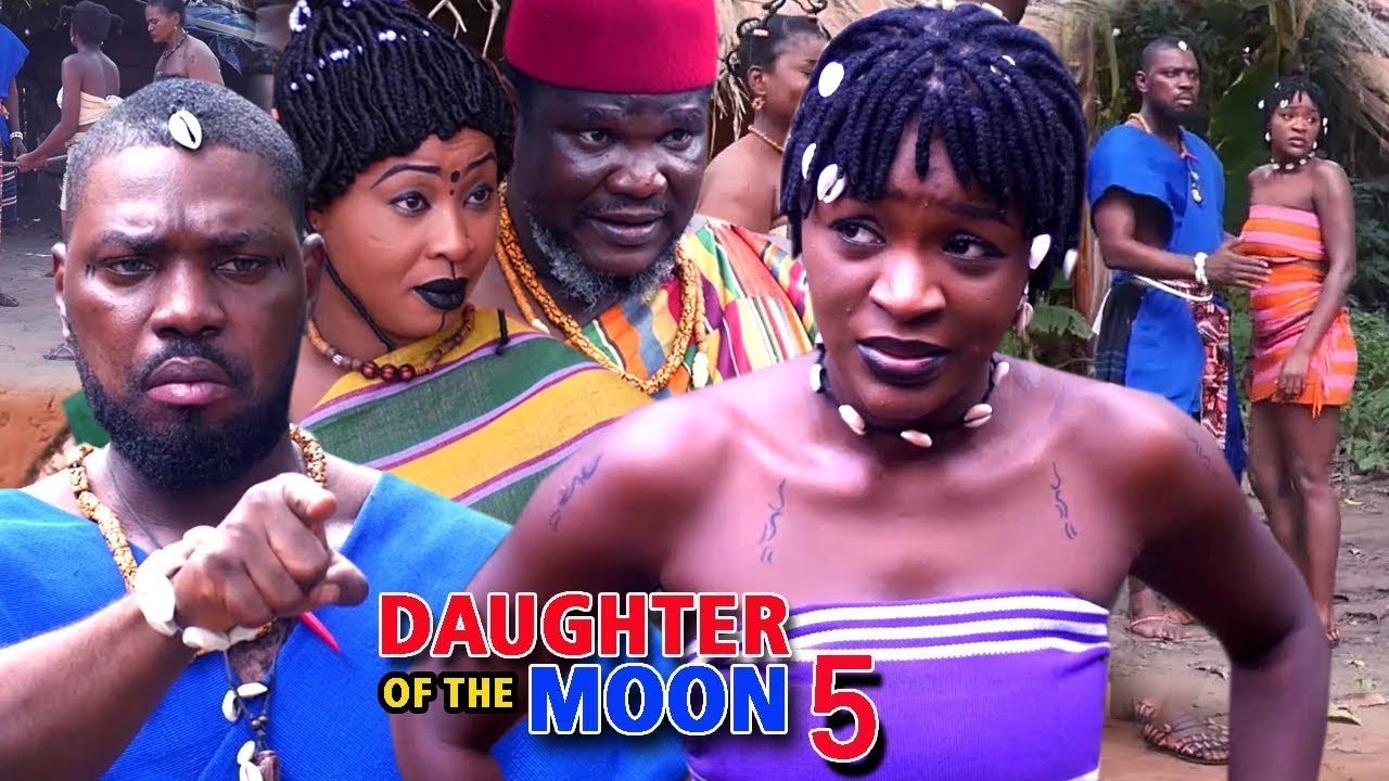 Daughter Of The Moon (2018) (Part 5)