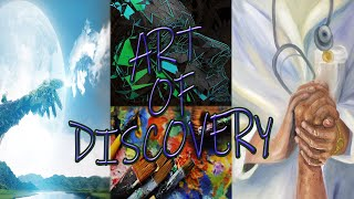 Art of discovery by Roneil Latuna