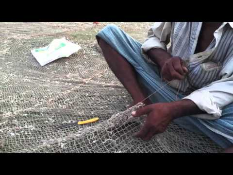 Life of fishermen in the Bay of Bengal