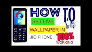 jio phone me wallpaper kaise set kare - 免费在线视频最佳电影