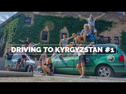 Driving to Kyrgyzstan in 100 Days!!