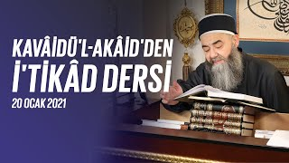 Kavâidü'l-Akâid Dersi 43. Bölüm