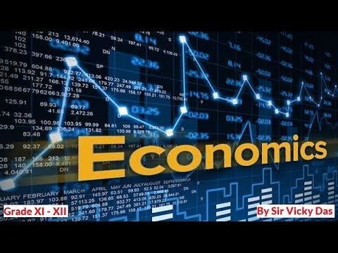 ECONOMICS by SIR VICKY DAS