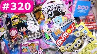 Random Blind Bag Box Episode #320 - Trolls, Unicorno Plush, Tsum Tsum, Disney Keyring, Moana